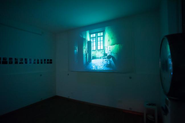installation view - Casa Punto Croce, Venezia, 2012