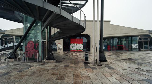 Ex Mercati Generali - Torino, 2012/5