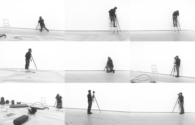 "Documenting ""Global Myopia"" by Marco Maggi, Biennale di Venezia 2015"
