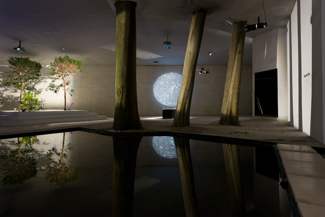 installation view - Nordic Pavilion, La Biennale di Venezia 2013