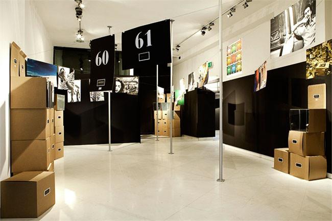 Installation view - Palazzo Morando, Milano, 2011