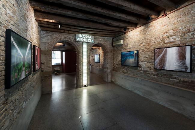 Installation view- IKONA VENEZIA, 2015