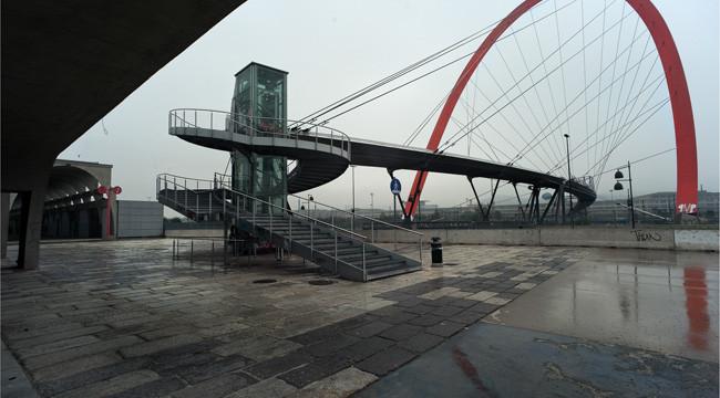 Ex Mercati Generali - Torino, 2012/4