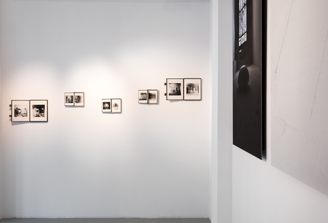 installation view - GÜNTER GRASS GDAŃSK GALLERY, 2016