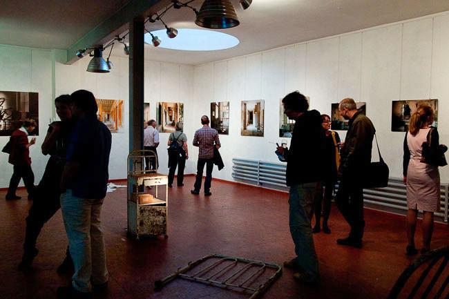 vernissage - Huber & Treff Gallery, Jena, 2011