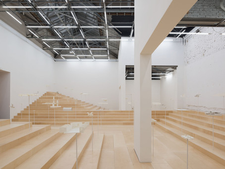 GREEK PAVILION - La Biennale di Venezia 2018