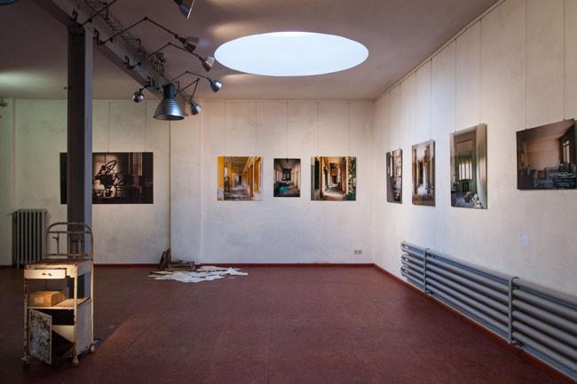 installation view - Huber & Treff Gallery, Jena, 2011