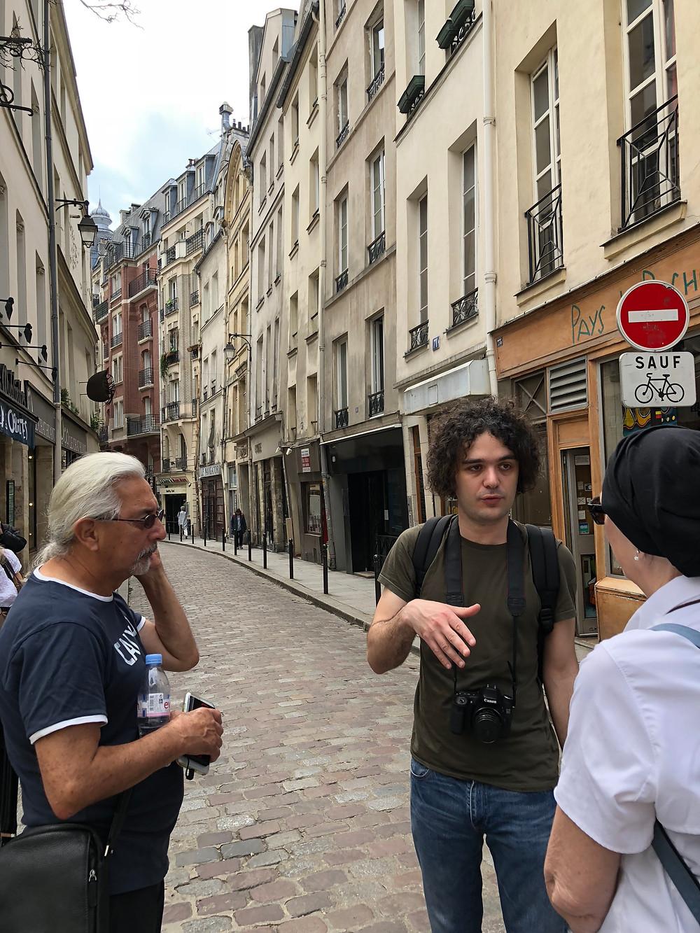 Paris, France, Airbnb, experience, cinema, tour