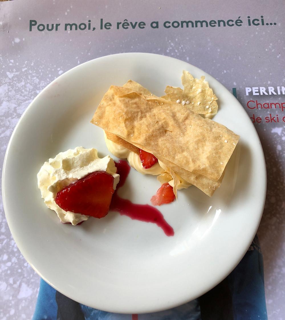 food, dessert, French, Mirepoix, village