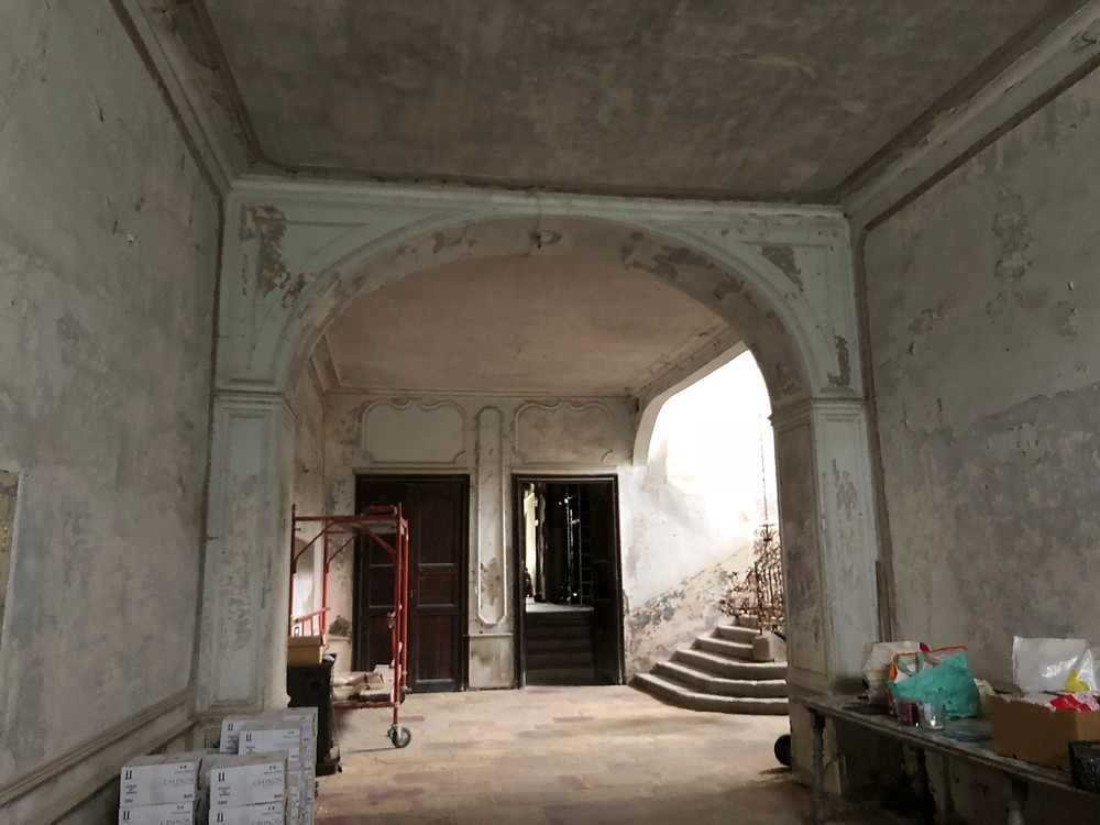 chateau,enfilade,entrance,architecture,chateaudugudanes,historic,