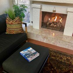 Rental Fireplace