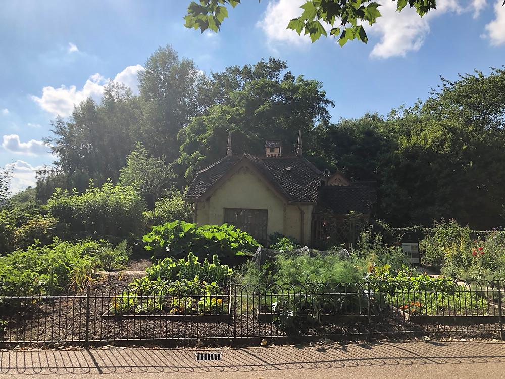 Gardens, London, Parks