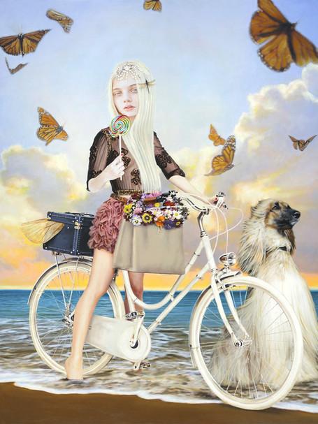 Summer - Maev, the Faerie Queen