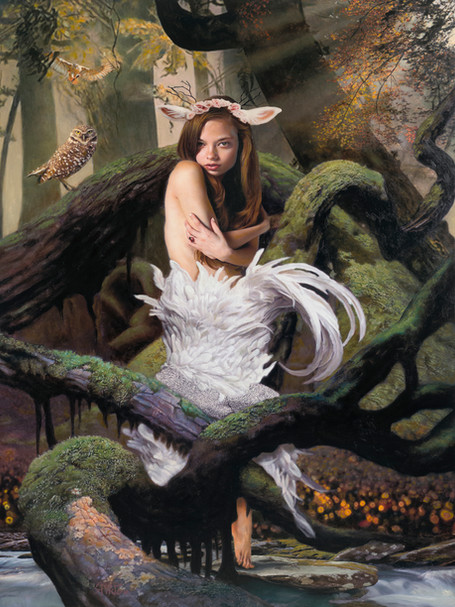 Autumn - the Birth of Lilith