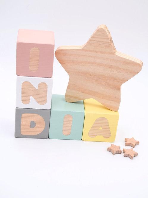 India - 5 letras