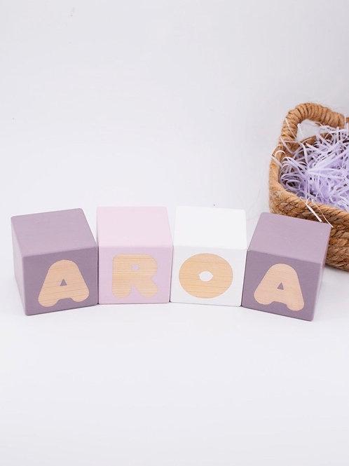 Aroa - 4 letras