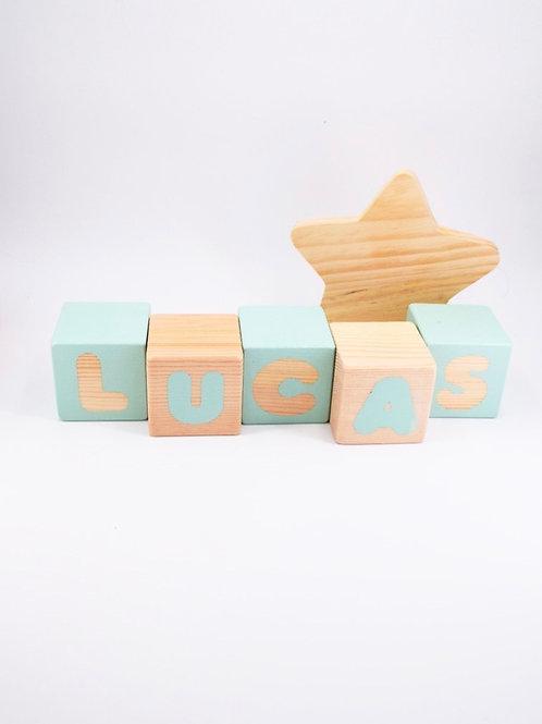 Lucas - 5 letras