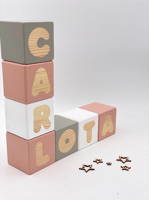 Carlota - 7 letras