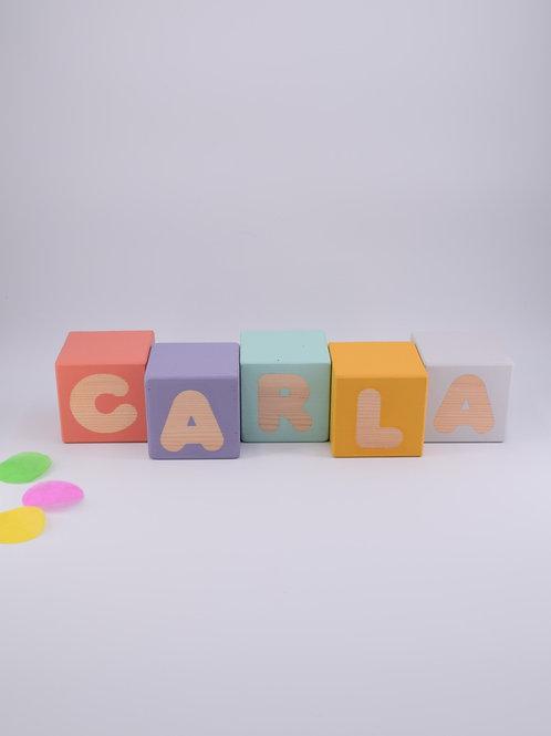Carla - 5 letras