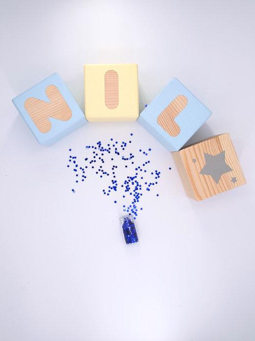 Nil - 3 letras