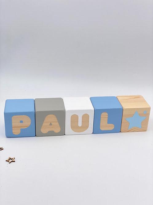 Paul - 4 letras
