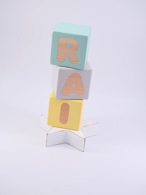 Rai - 3 letras