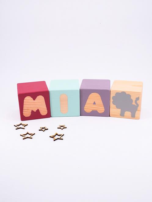 Mia - 3 letras