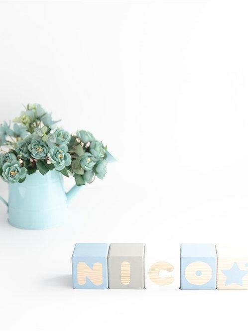 Nico - 4 letras
