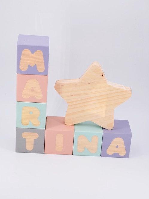 Martina - 7 letras