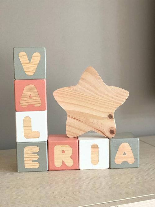 Valeria - 7 letras