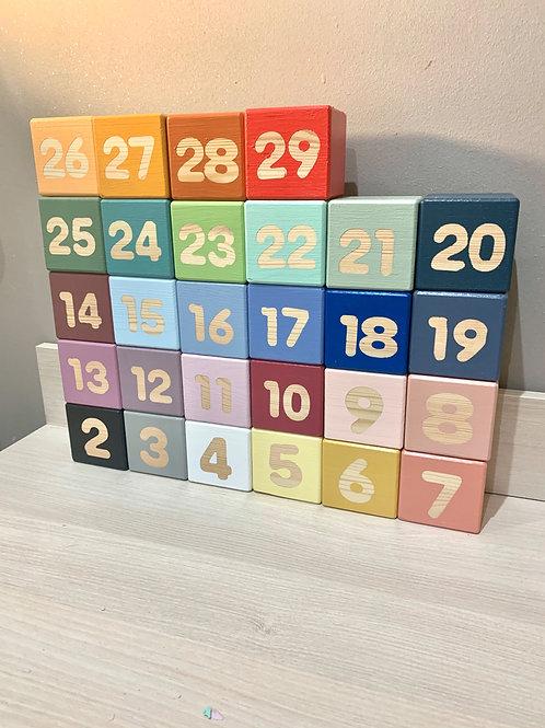 Personalizar mis cubos
