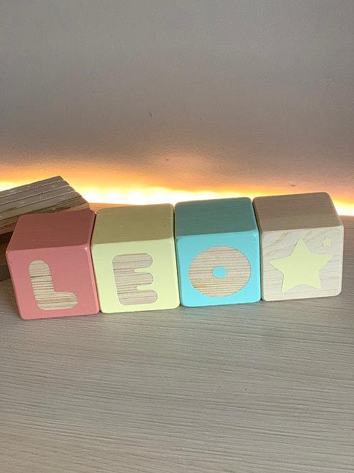 Leo - 3 letras