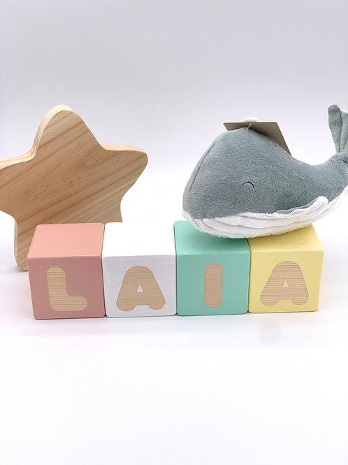 Laia - 4 letras