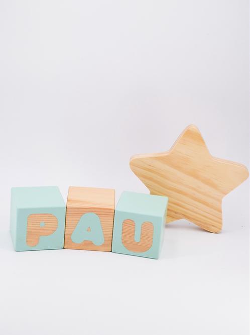Pau - 3 letras