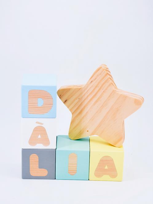 Dàlia - 5 letras