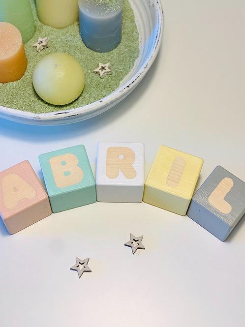 Abril - 5 letras
