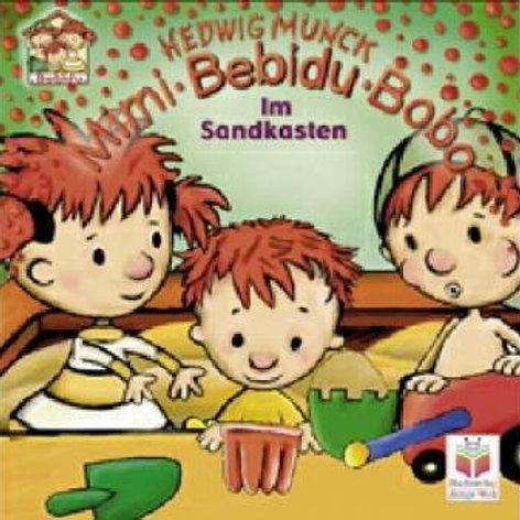 Mimi-Bebidu-Bobo:  Der Sandkasten Mini Soft Cover