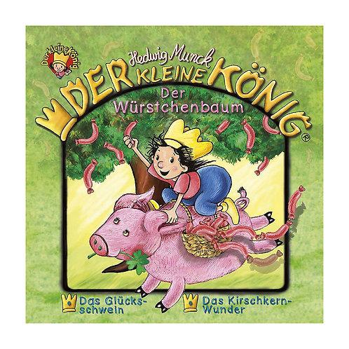 CD: Der kleine König Würstchenbaum