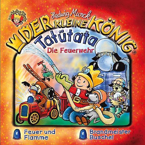 CD: Der kleine König Tatütata