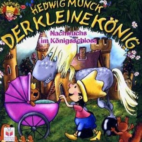 Der kleine König: Nachwuchs im Schloss Mini Soft Cover