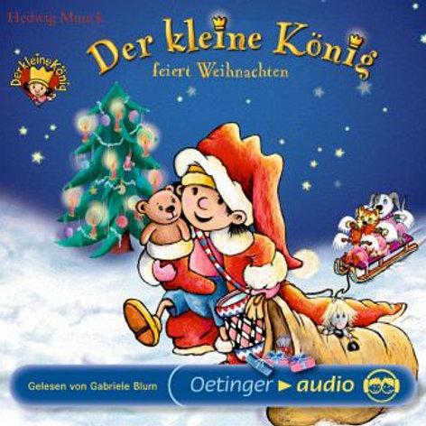 CD Der kleine König: feiert Weihnachten