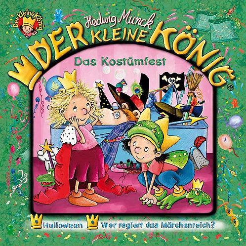 CD Der kleine König: Kostümfest