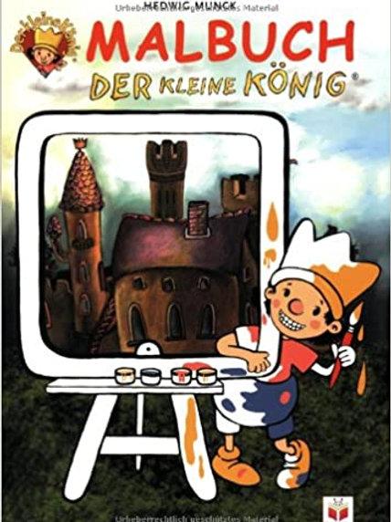 Malbuch Der kleine König