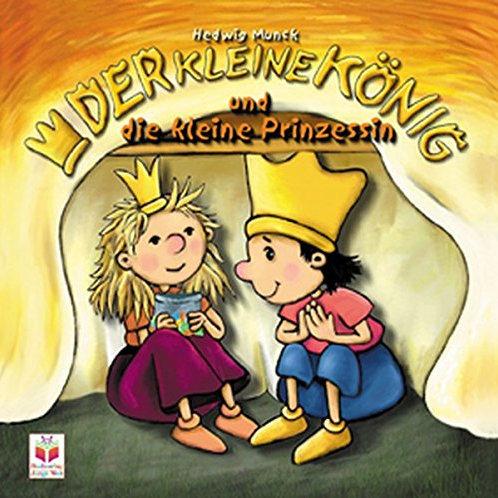 Der kleine König und die kleine Prinzessin Mini Soft Cover