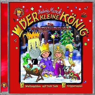 der kleine koenig die weihnachtsgeschichte hedwig munck CD zum kaufen