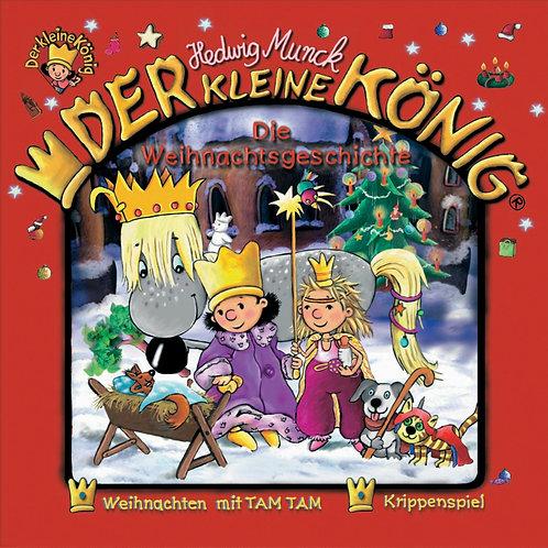 CD Der kleine König: Die Weihnachtsgeschichte