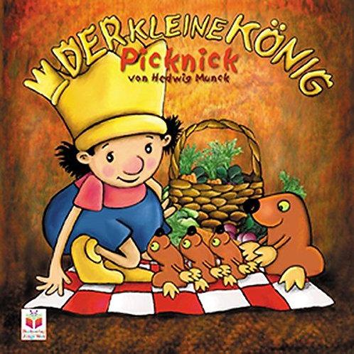 Der kleine König Picknick Mini Soft Cover