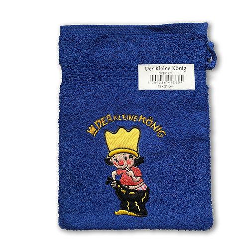 Der kleine König Waschlappen - Blau