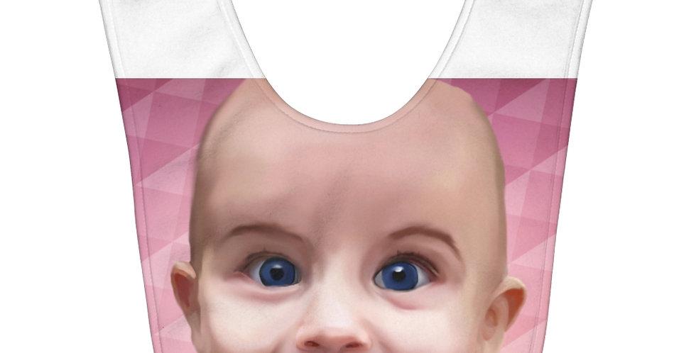 Fleece Baby Bib