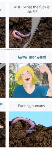 Worm Comic